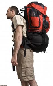sac d'expédition